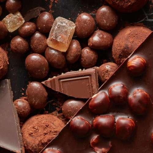 Bio presna čokolada