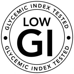 Glycemic index tested certifikat